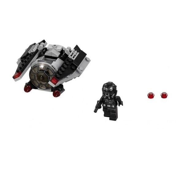 Конструктор Lego 75161 Star Wars Лего Звездные войны Микроистребитель-штурмовик Tie