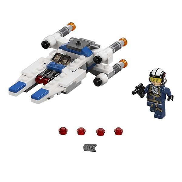 Конструктор Lego 75160 Star Wars Лего Звездные войны Микроистребитель типа U