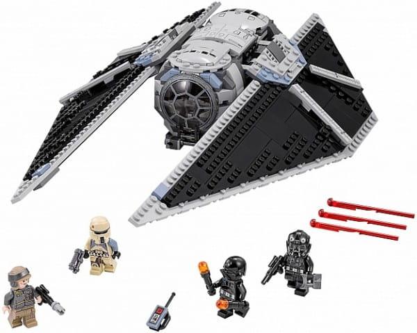 Конструктор Lego 75154X Star Wars Лего Звездные войны Ударный истребитель Сид
