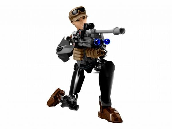 Конструктор Lego 75119 Star Wars Лего Звездные войны Сержант Джин Эрсо