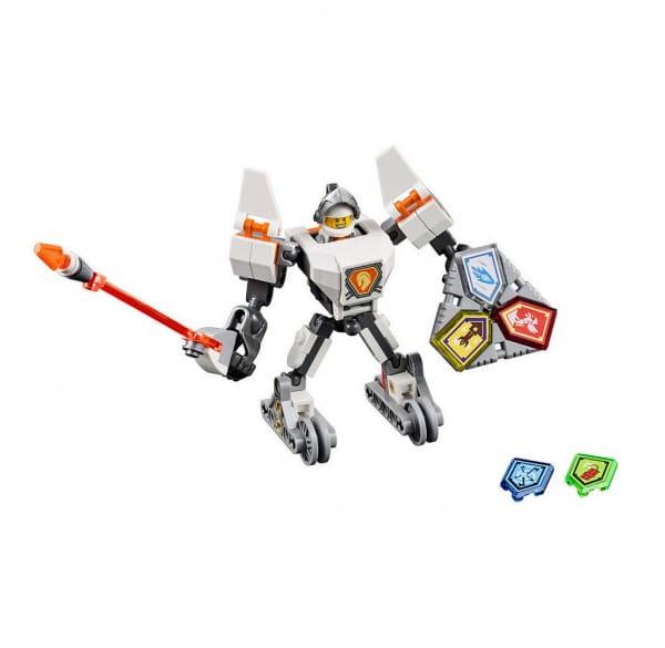 Конструктор Lego Nexo Knights Лего Нексо Боевые доспехи Ланса