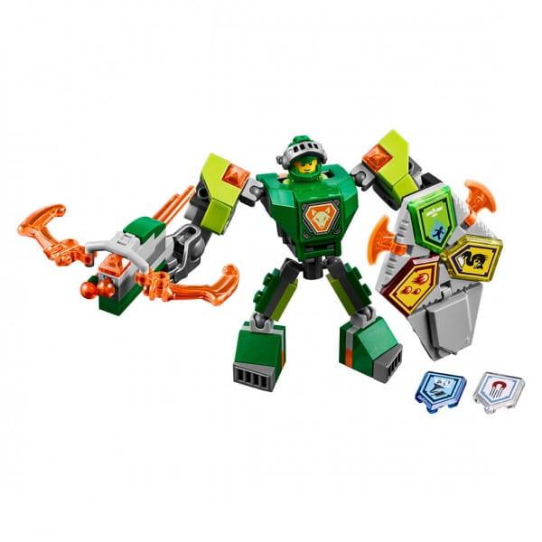 Конструктор Lego Nexo Knights Лего Нексо Боевые доспехи Аарона