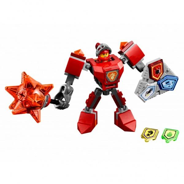 Конструктор Lego Nexo Knights Лего Нексо Боевые доспехи Мэйси