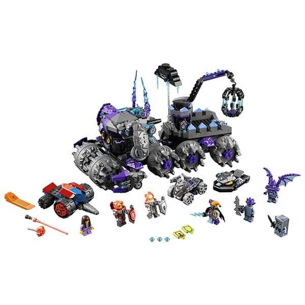 Конструктор Lego Nexo Knights Лего Нексо Штурмовой разрушитель Джестро