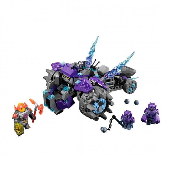 Конструктор Lego Nexo Knights Лего Нексо Три брата