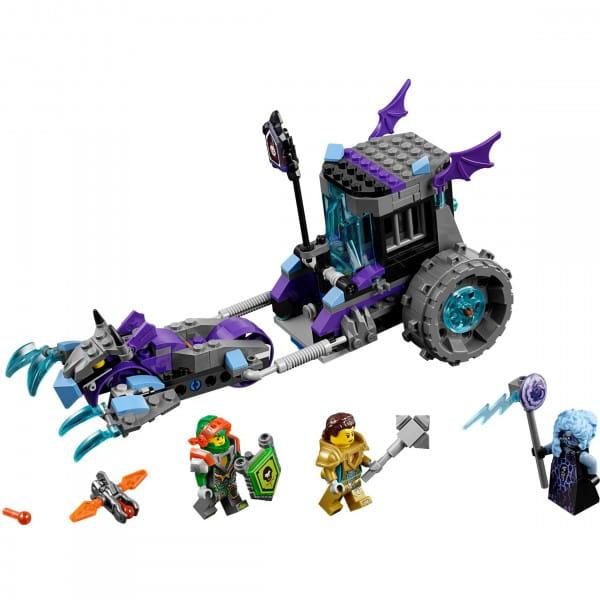 Конструктор Lego Nexo Knights Лего Нексо Мобильная тюрьма Руины