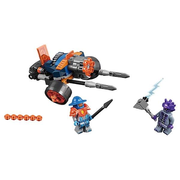 Конструктор Lego Nexo Knights Лего Нексо Самоходная артиллерийская установка королевской гвардии