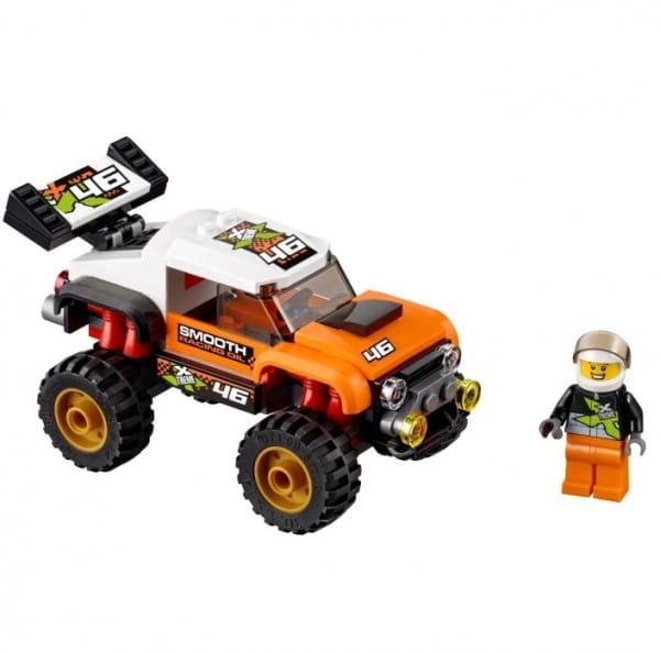 Конструктор Lego City Лего Город Внедорожник каскадера