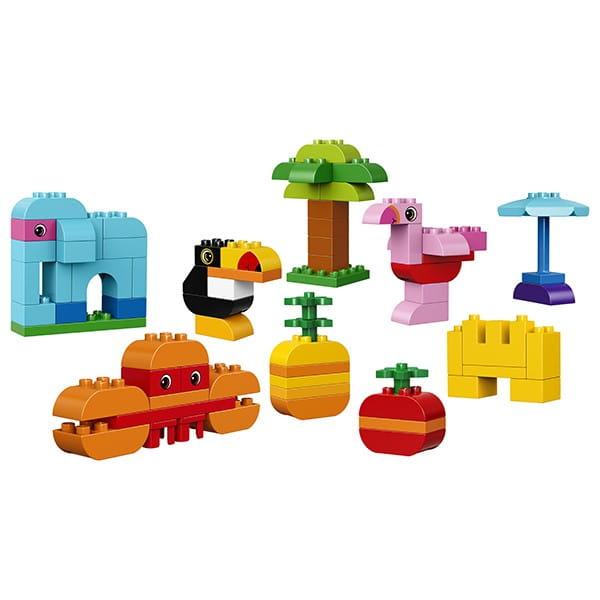 Набор деталей для творческого конструирования Lego Duplo Лего Дупло