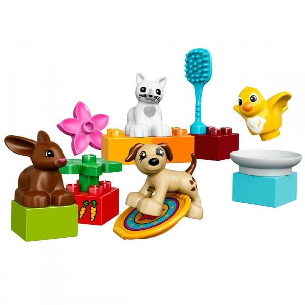 Конструктор Lego Duplo Лего Дупло Домашние животные