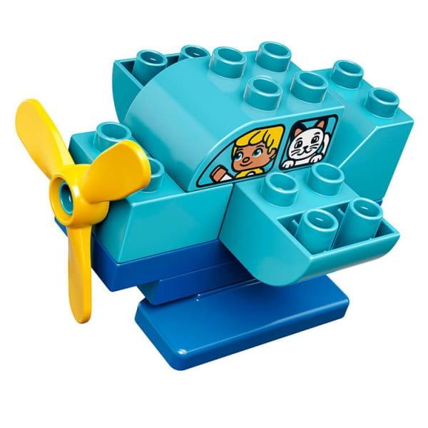 Конструктор Lego Duplo Лего Дупло Мой первый самолет