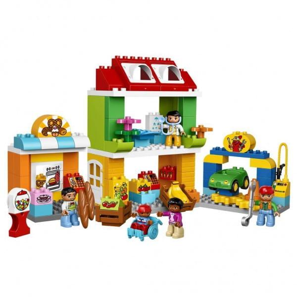 Конструктор Lego Duplo Лего Дупло Городская площадь