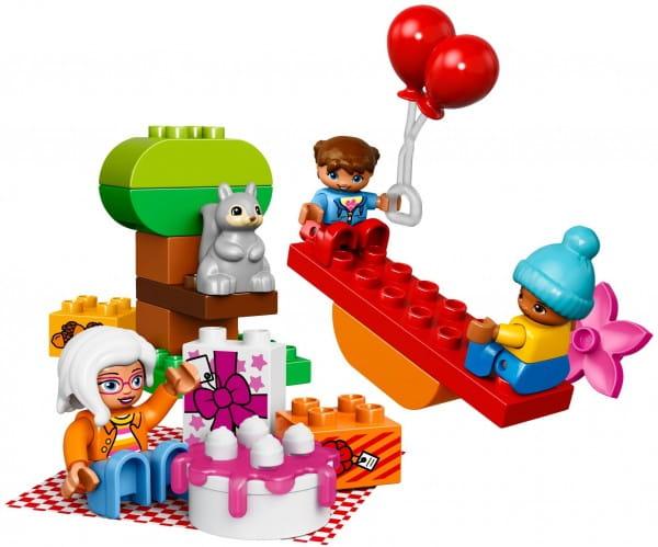 Конструктор Lego Duplo Лего Дупло День рождения