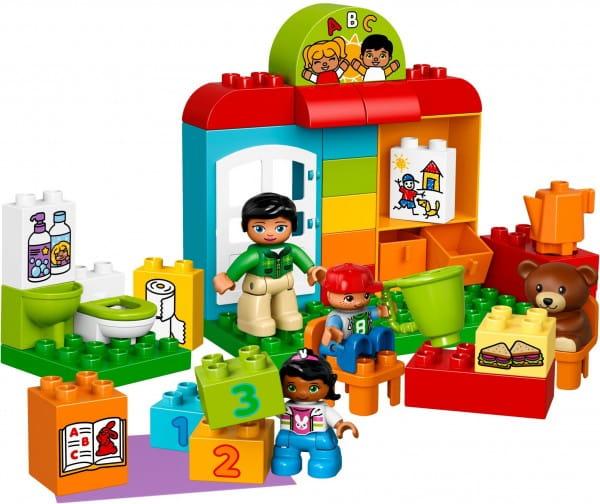 Конструктор Lego 10833 Duplo Лего Дупло Детский сад