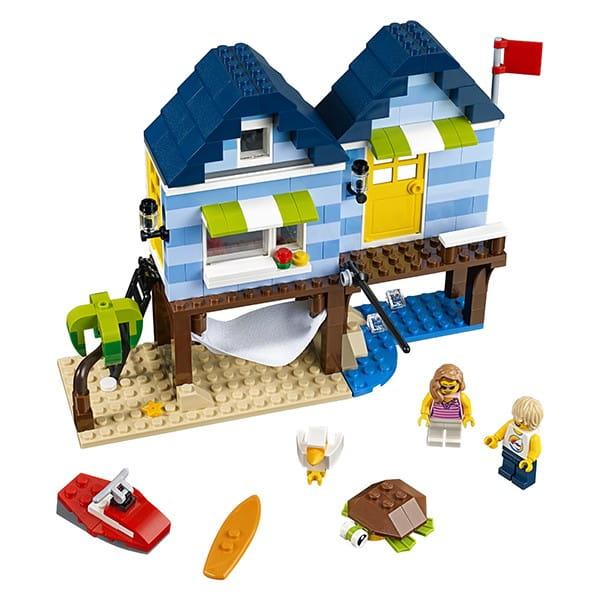 Конструктор Lego Creator Лего Криэйтор Отпуск у моря