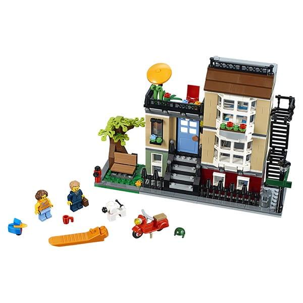 Конструктор Lego Creator Лего Криэйтор Домик в пригороде