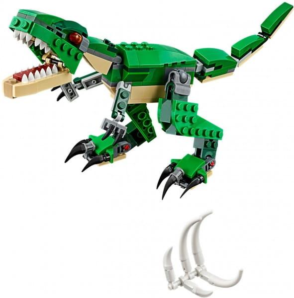 Конструктор Lego 31058 Creator Лего Криэйтор Грозный динозавр