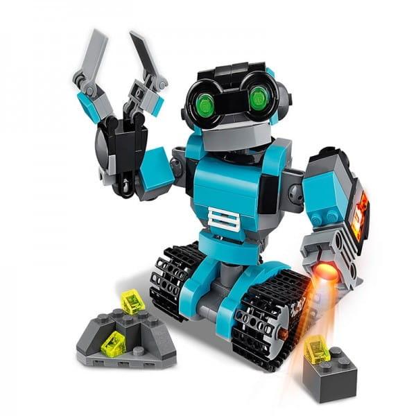 Конструктор Lego Creator Лего Криэйтор Робот-исследователь