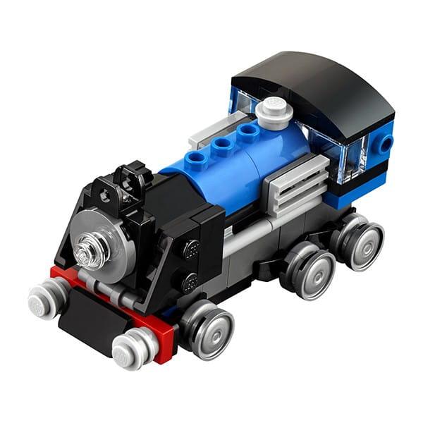 Конструктор Lego Creator Лего Криэйтор Голубой экспресс