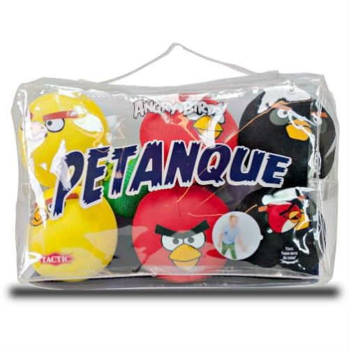 Купить Настольная игра Angry Birds Петанк (Tactic) в интернет магазине игрушек и детских товаров