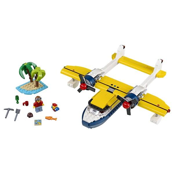 Конструктор Lego Creator Лего Криэйтор Приключения на островах