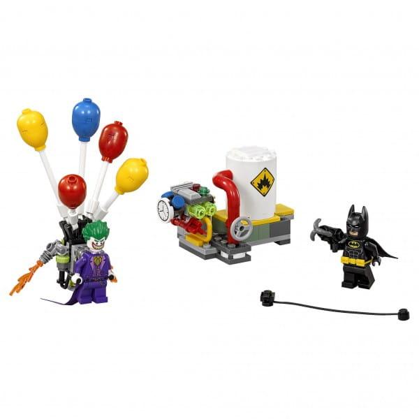 Конструктор Lego Batman Лего Бэтмен Побег Джокера на воздушном шаре - Конструкторы LEGO