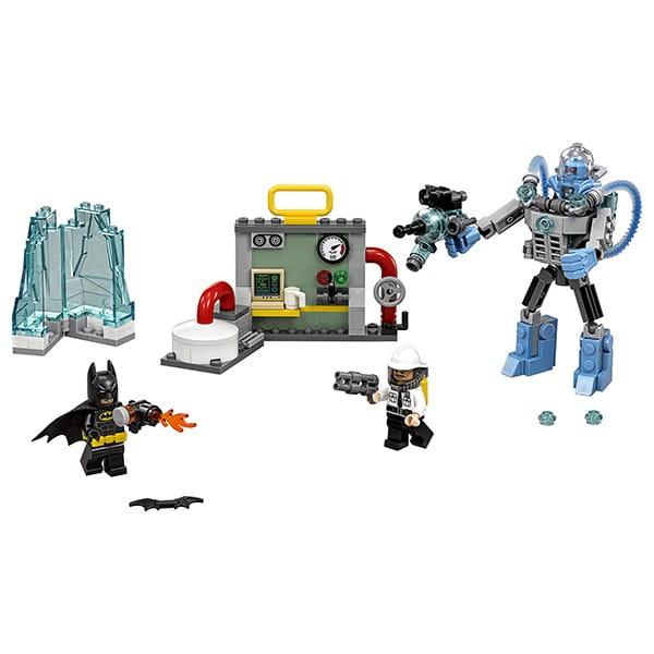 Конструктор Lego Batman Лего Бэтмен Ледяная aтака Мистера Фриза - Конструкторы LEGO
