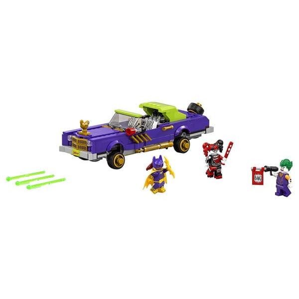 Конструктор Lego Batman Лего Бэтмен Лоурайдер Джокера - Конструкторы LEGO