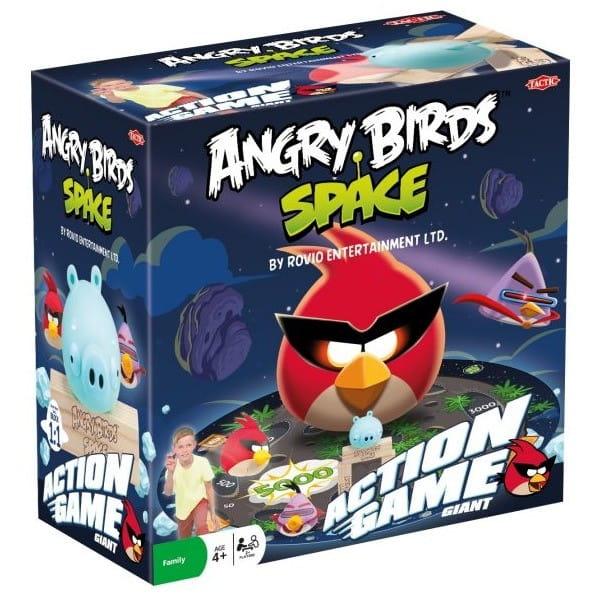 Купить Настольная игра Angry Birds Космос (Tactic) в интернет магазине игрушек и детских товаров