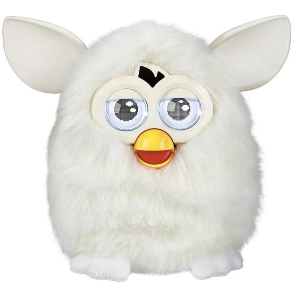 Купить Интерактивная игрушка Furby (Ферби) белая (Hasbro) в интернет магазине игрушек и детских товаров