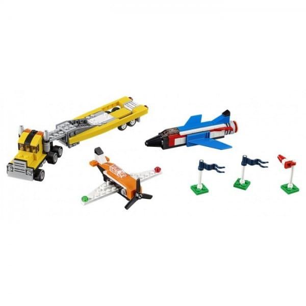 Конструктор Lego Creator Лего Криэйтор Пилотажная группа