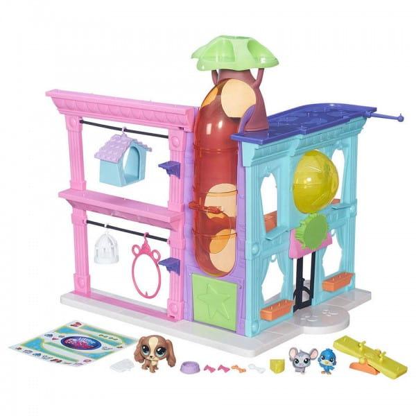 Игровой набор Littlest Pet Shop Зоомагазин 2 (Hasbro)