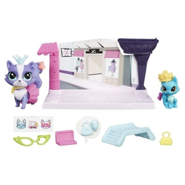 Игровой набор Littlest Pet Shop Рассказы о зверюшках (Hasbro)