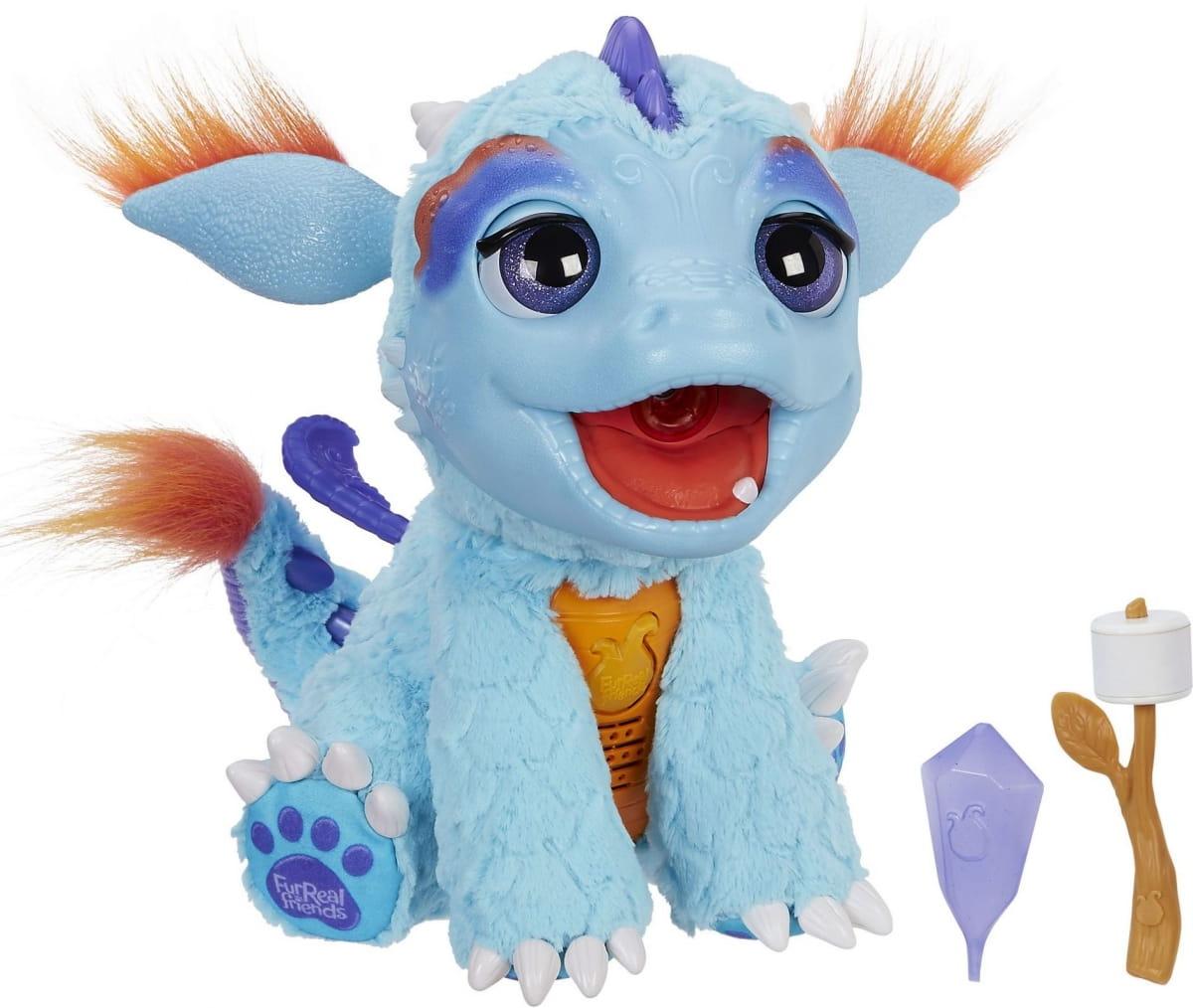 Интерактивная игрушка FurReal Frends Милый дракоша (Hasbro)