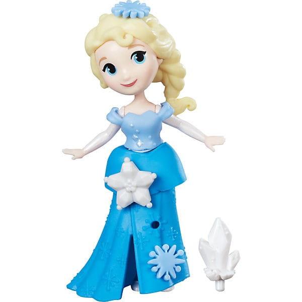 Кукла Disney Princess Холодное сердце Маленькие куклы - Эльза (Hasbro)