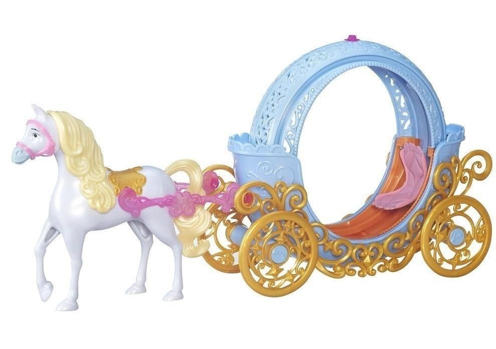 Игровой набор Disney Princess Трасформирующаяся карета Золушки (Hasbro)
