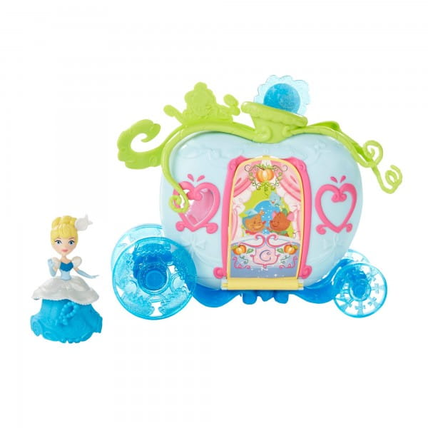 Игровой набор Disney Princess Мини кукла с аксессуарами - Золушка (Hasbro)