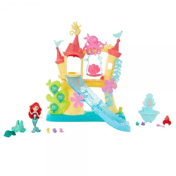 Игровой набор Disney Princess Замок Ариэль для игры с водой (Hasbro)