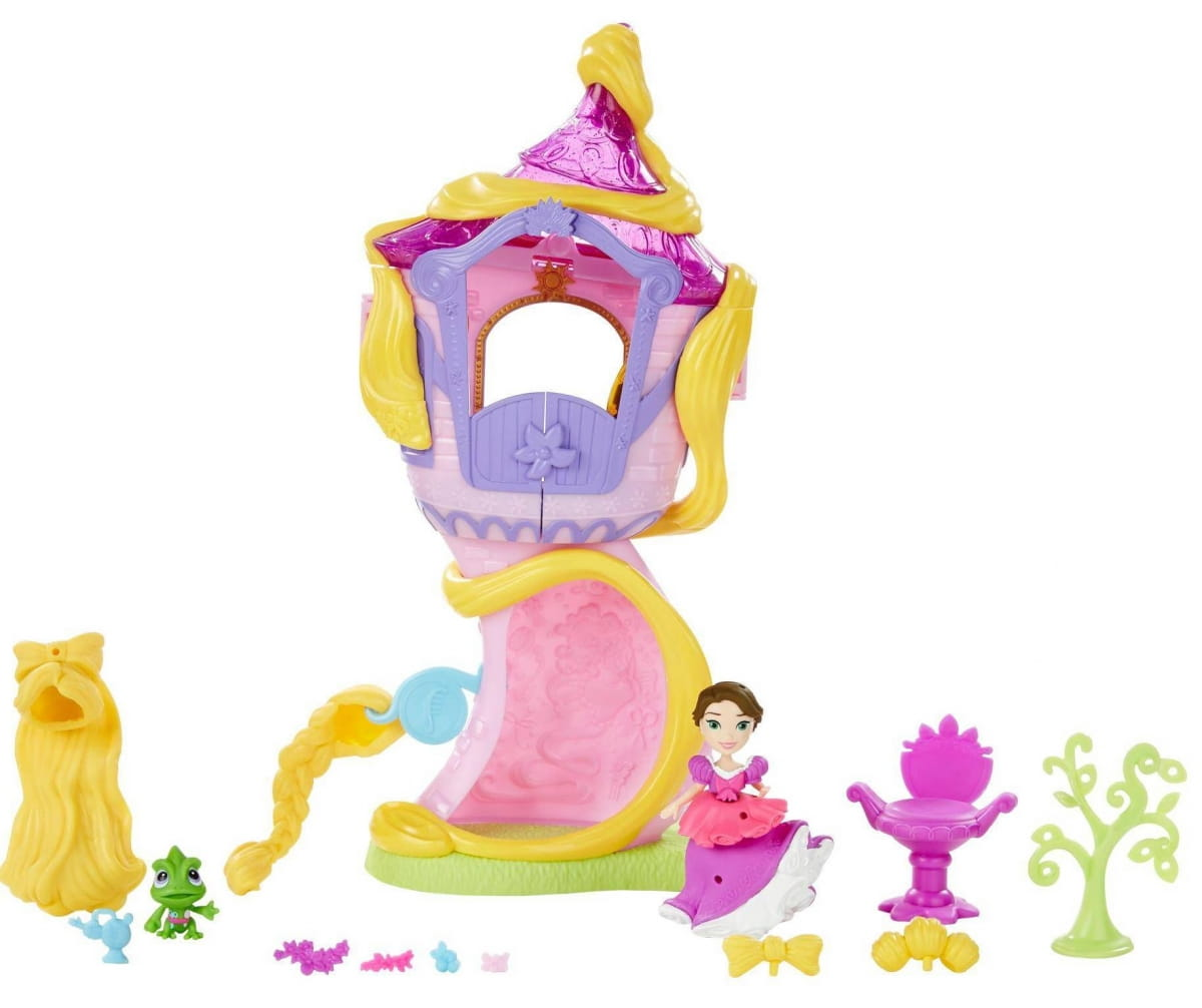 Игровой набор Disney Princess Башня Рапунцель (Hasbro)