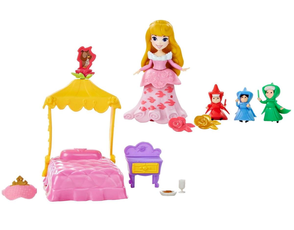 Игровой набор Disney Princess Сцена из фильма - Сон Авроры (Hasbro)