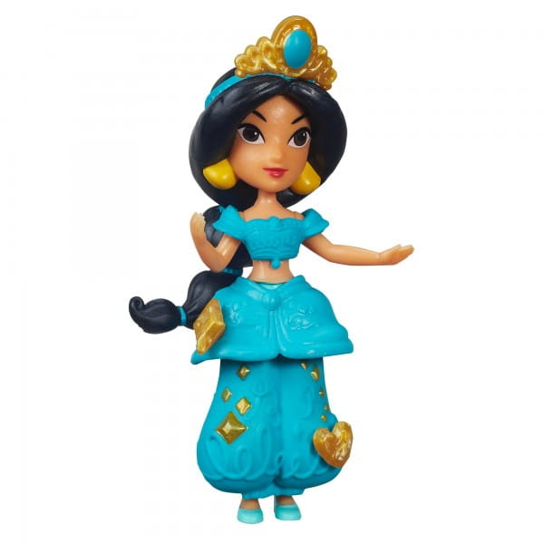 Игровой набор Disney Princess Мини-кукла Жасмин (Hasbro)