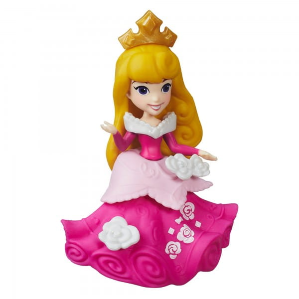 Игровой набор Disney Princess Мини-кукла Аврора (Hasbro)