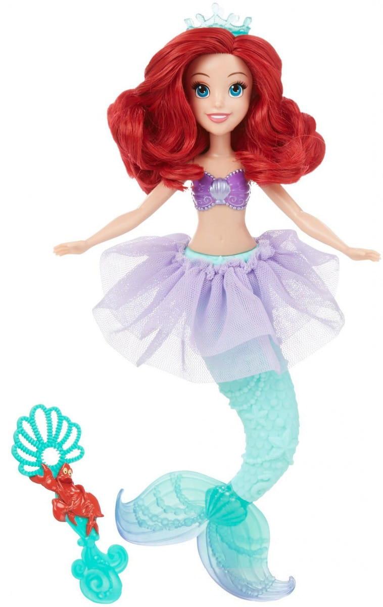 Кукла Disney Princess для игры с водой - Ариэль (Hasbro)