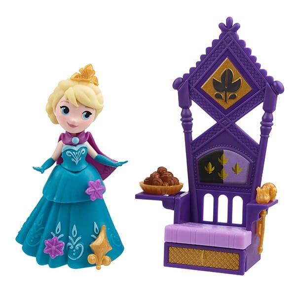 Игровой набор Disney Princess Холодное сердце - Эльза на троне (Hasbro)