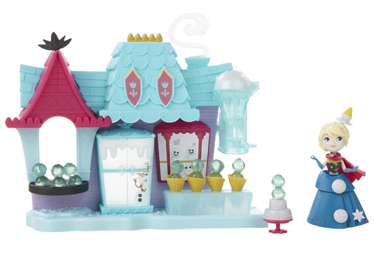 Игровой набор Disney Princess Холодное сердце Маленькие куклы с аксессуарами - Эльза (Hasbro)