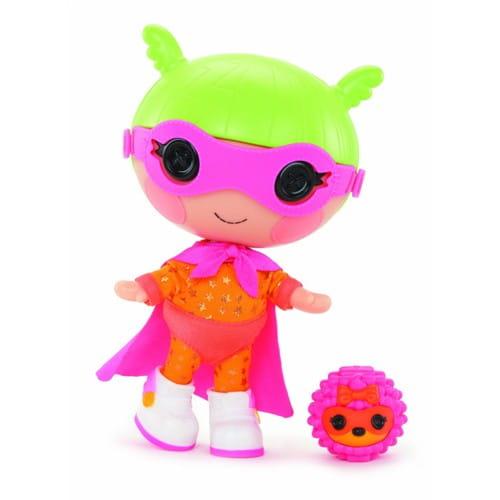 Кукла Lalaloopsy Littles Супергерой