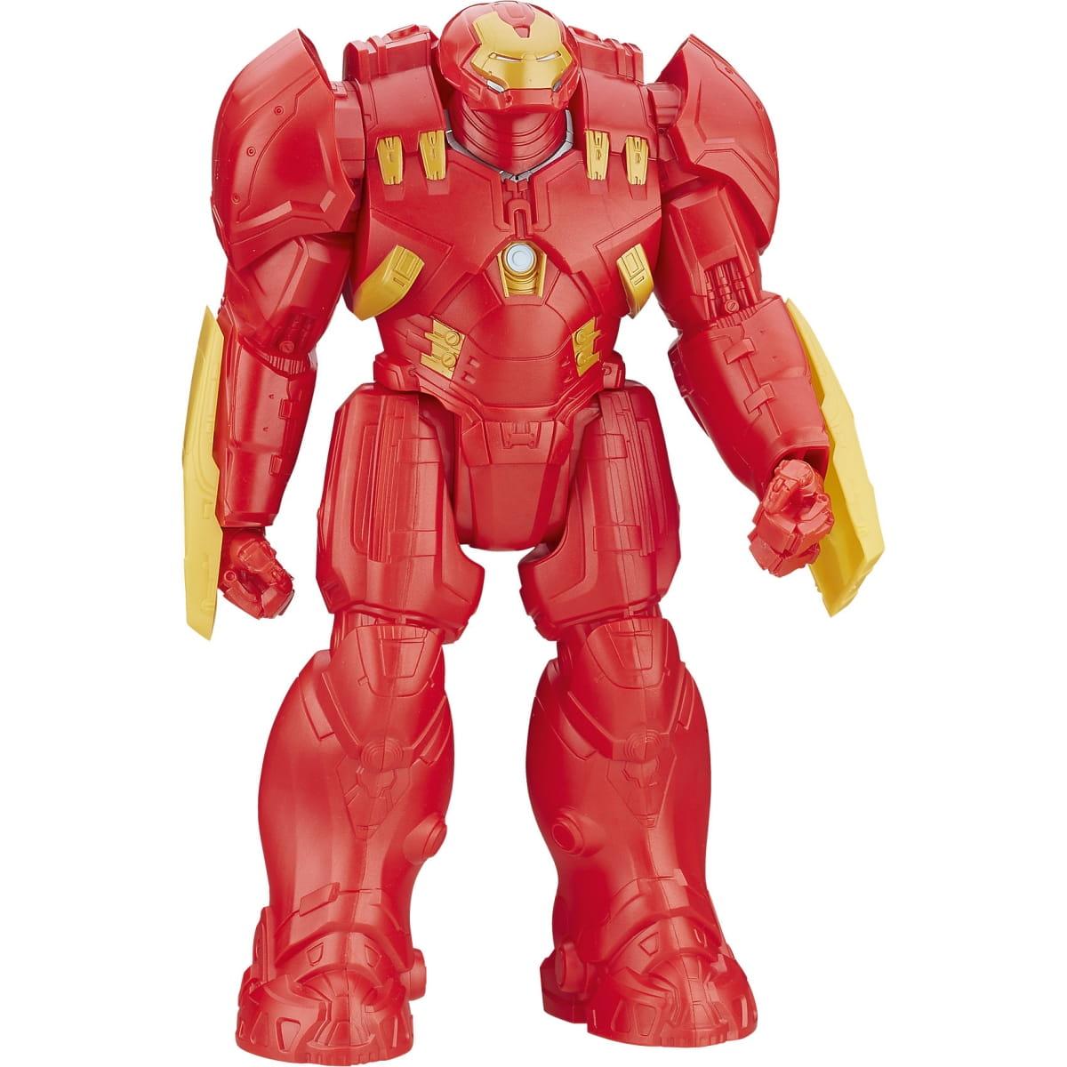 Игровой набор Avengers Мстители Фигурка Халкбастера Титаны (Hasbro)