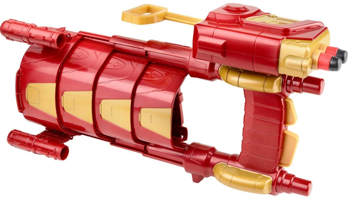 Игровой набор Avengers Мстители Боевая броня Железного Человека (Hasbro)
