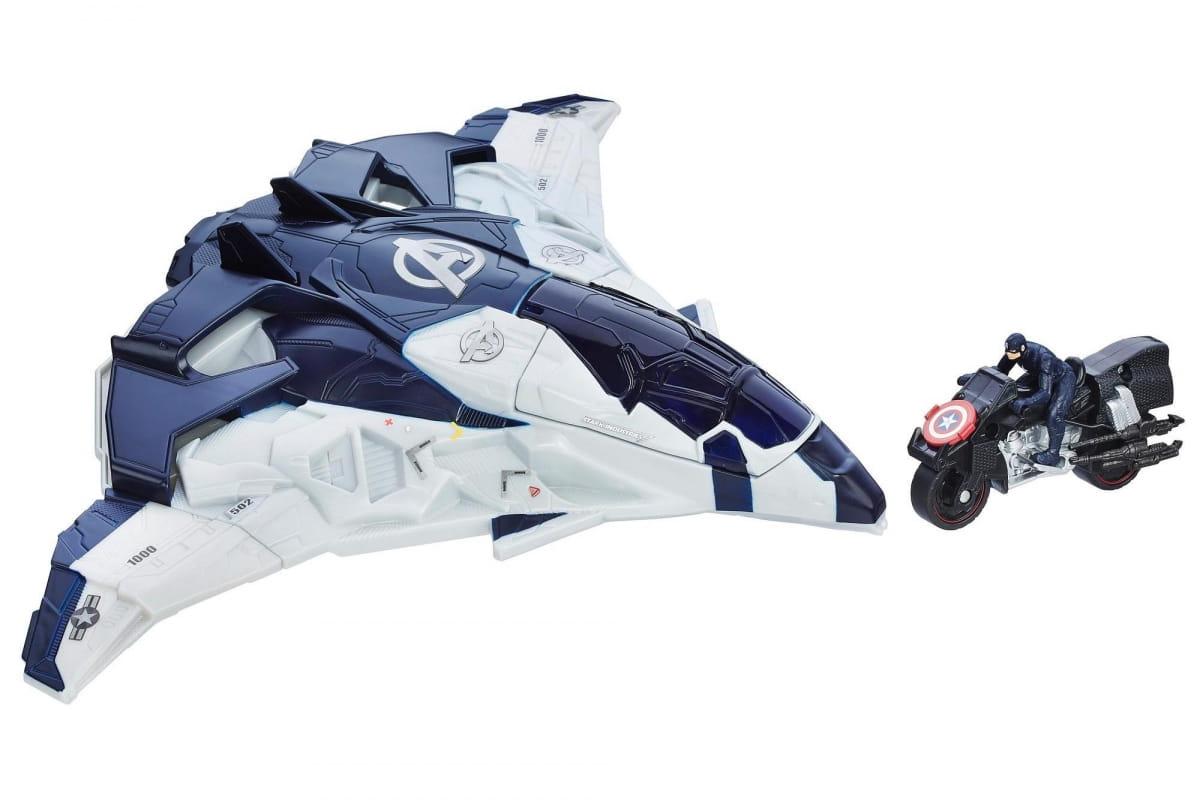 Игровой набор Avengers Мстители Транспортное средство Мстителей (HASBRO)