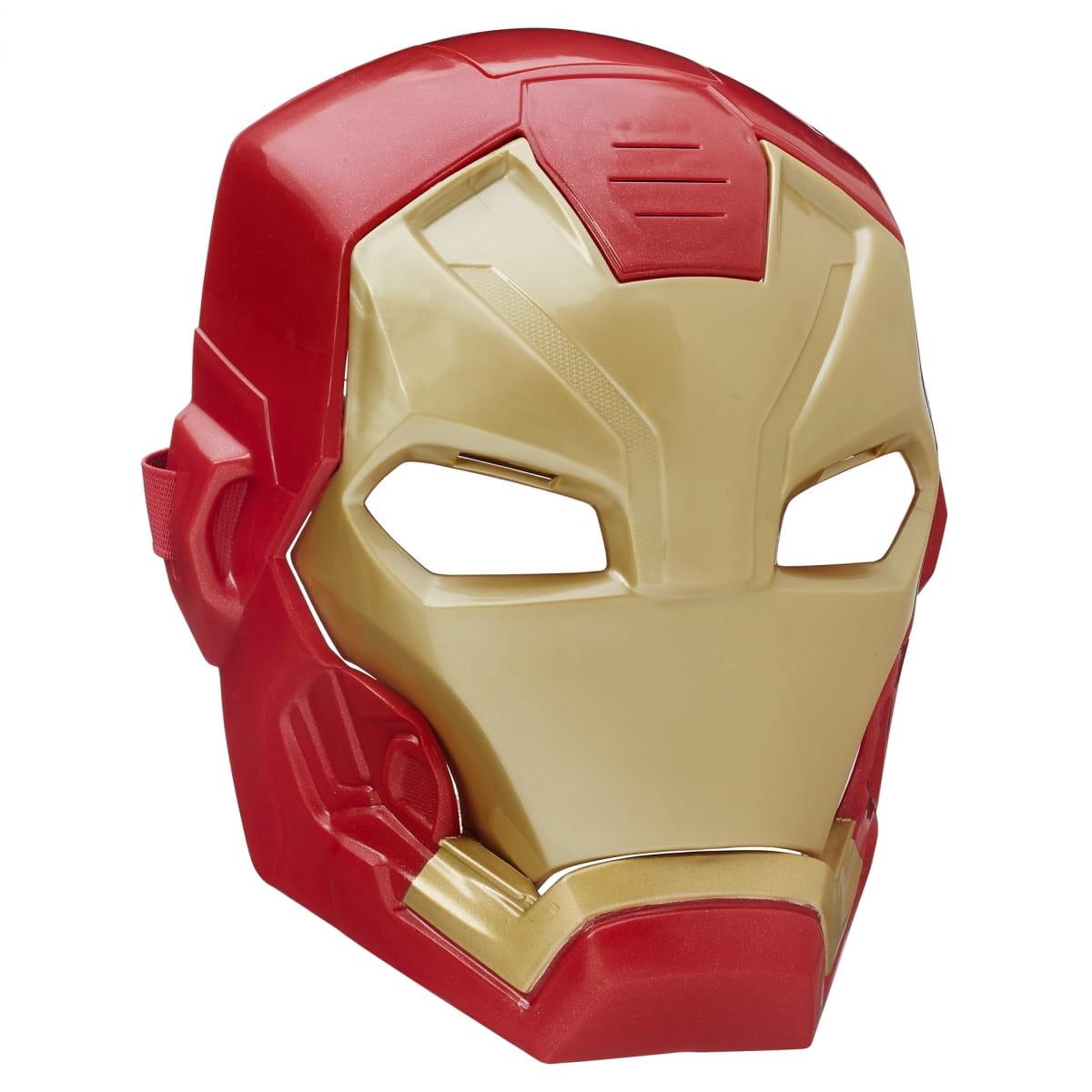 Игровой набор Avengers Мстители Электронная маска Железного человека (Hasbro)